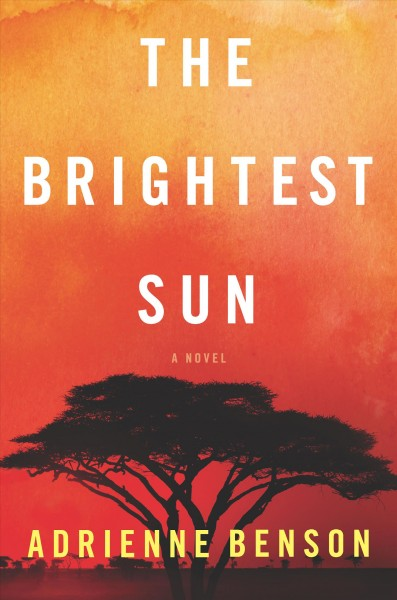 book cover image of The Brightest Sun by Adrienne Benson