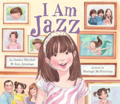"Cover of ""I Am Jazz"" - Banned Booked Week"