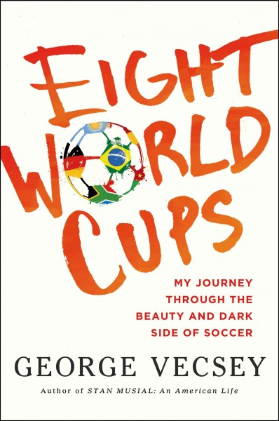 Eight World Cups book cover
