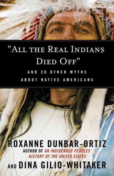 photograph of older native american man in traditional dress--book cover image