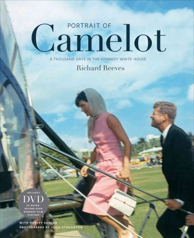 Portrait of Camelot book cover