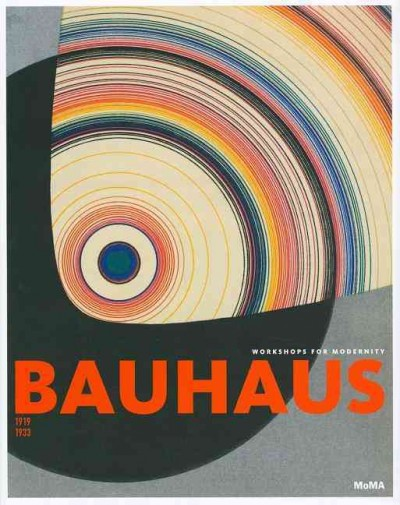 book cover image Bauhaus 1919-1933