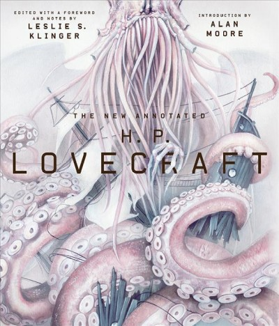 The New Annotated H.P. Lovecraft book cover