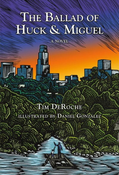 The Ballad of Huck and Miguel book cover
