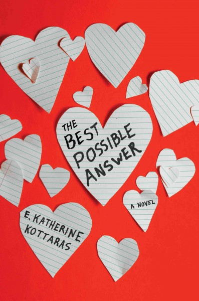 The Best Possible Answer book cover