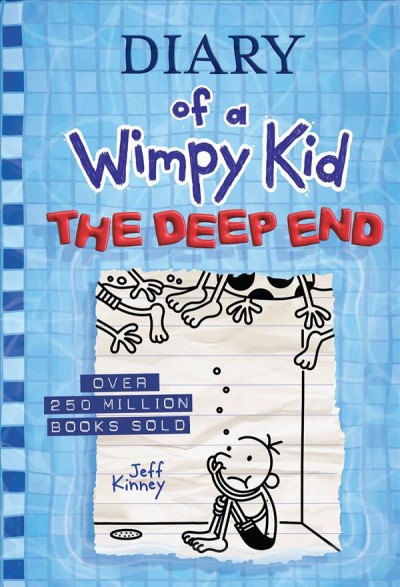 [Cover of The Deep End]