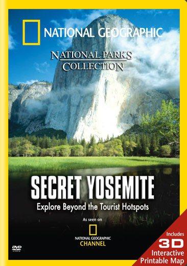 Secret Yosemite DVD cover