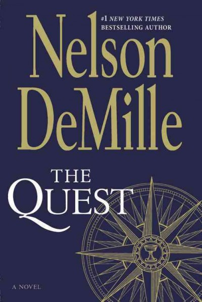The quest / Nelson DeMille