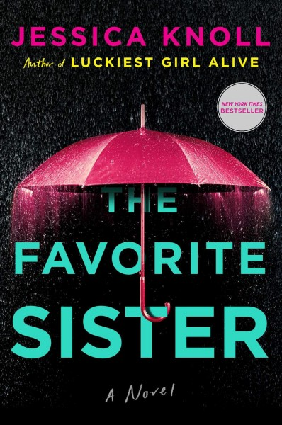 Cover image: The Favorite Sister