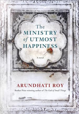 The Ministry of Utmost Happiness book cover