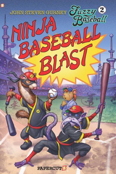 Fuzzy Baseball: Ninja Baseball Blast