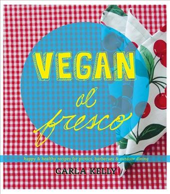Vegan al Fresco book cover