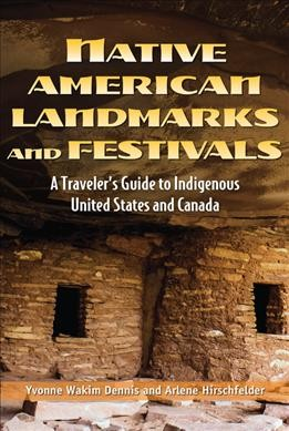 photograph of Native American stone building--book cover image