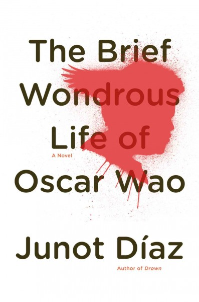 book cover image Brief Wondrous Life of Oscar Wao by Junot Diaz