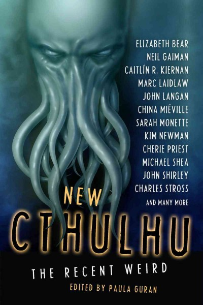 New Cthulhu book cover