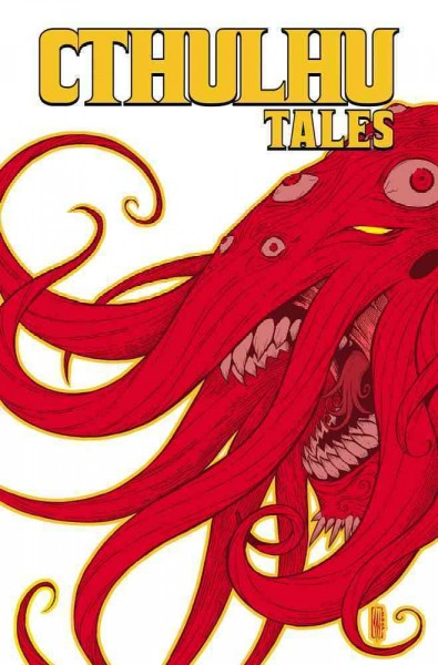 Cthulhu Tales book cover