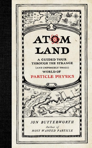 Atom Land book cover