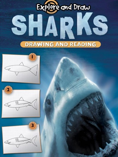 Sharks : drawing and reading / Gare Thompson