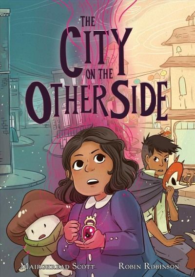 The City on the Other Side book cover