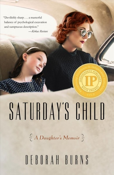 book cover image of Saturday's Child by Deborah Burns