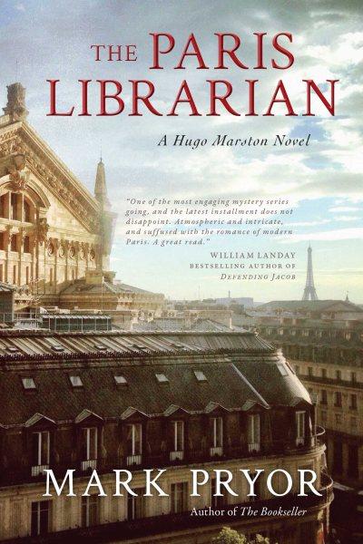 The Paris Librarian