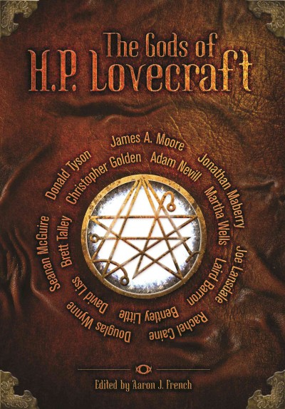 The Gods of H.P. Lovecraft book cover