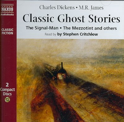 Classic Ghost Stories [eAudiobook - hoopla] - by Charles Dickens and M.R. James