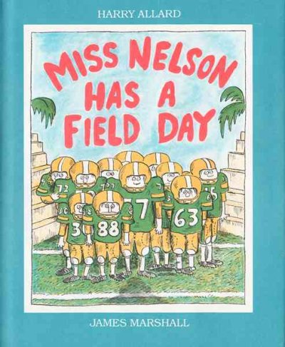 Book_Cover-Miss_Nelson_Has_a_Field_Day