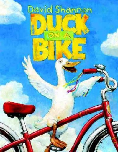 Book_Cover-Duck_on_a_Bike