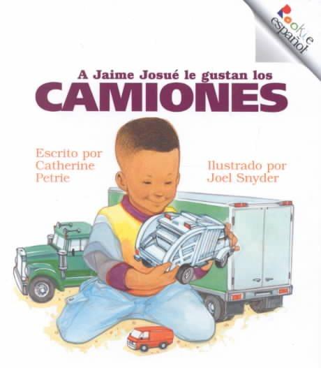 A Jaime Josue Le Gustan Los Camiones