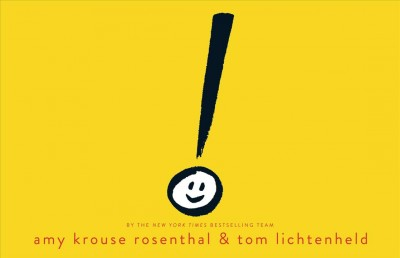 Book Cover - Exclamation Mark