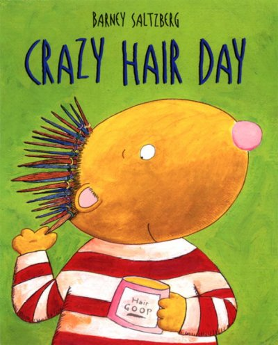 Book Cover - Crazy Hair Day