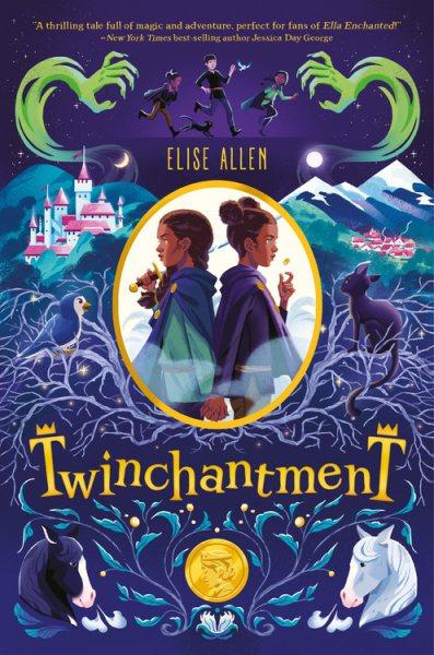 Twinchantment by Elise Allen