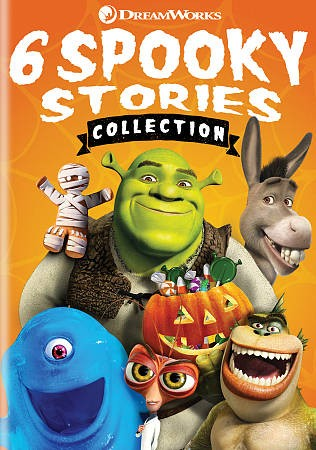 6 spooky stories collection