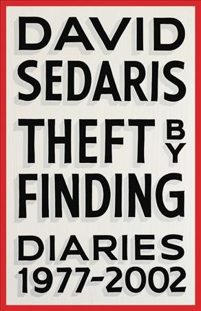Theft by Finding book cover