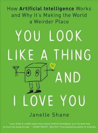 You look like a thing and I love you : how artificial intelligence works and why it's making the world a weirder place