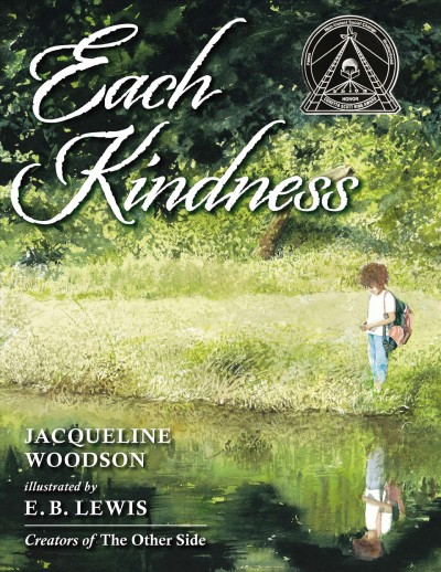 Book Cover - Each Kindness