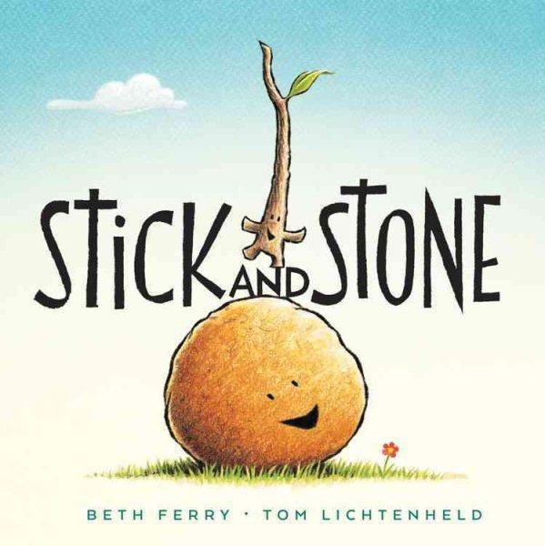 Book Cover - Stick & Stone