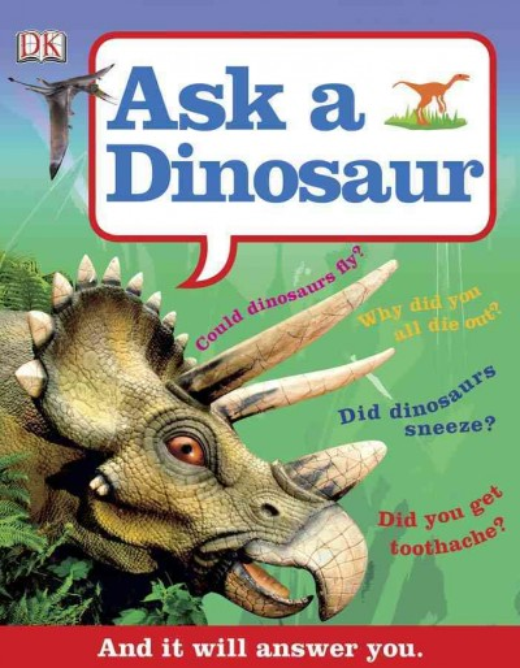 Ask a Dinosaur ebook