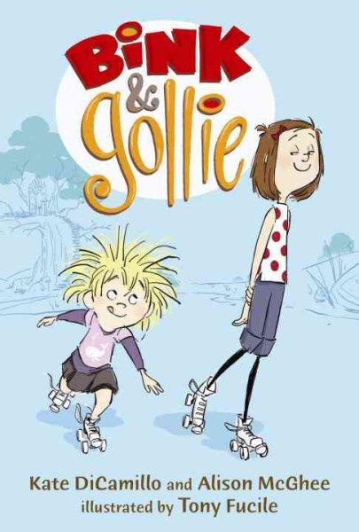 Book Cover - Bink & Gollie