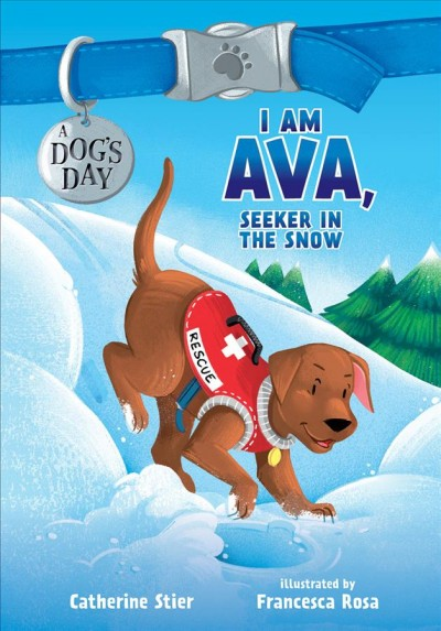 I am Ava, Seeker in the Snow by Catherine Stier