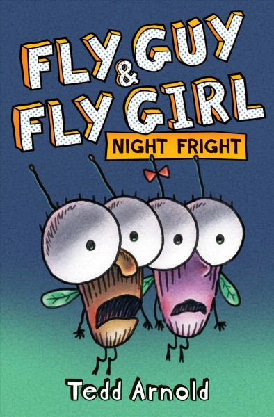Fly Guy and Fly Girl on Fright Night