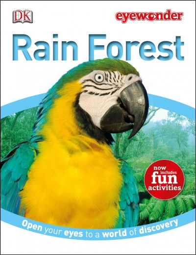 Rain Forest book cover