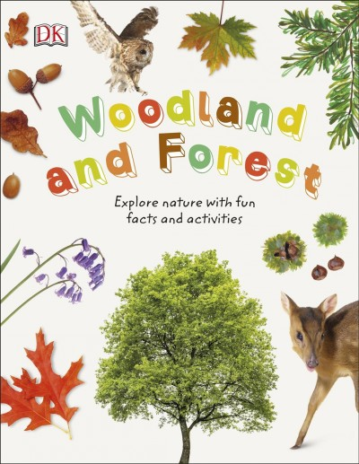 Woodland and Forest book cover