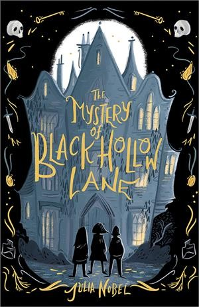 [Mystery of Black Hollow Lane]