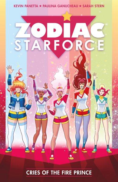 Zodiac starforce : cries of the Fire Prince