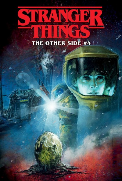Stranger things. The other side #4