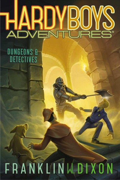 Dungeons and detectives