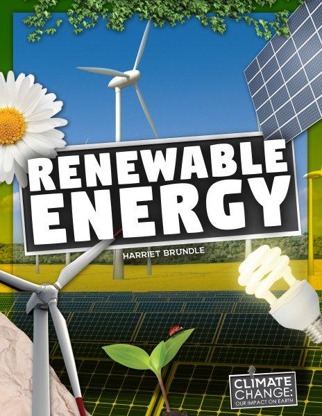 Renewable Energy book cover
