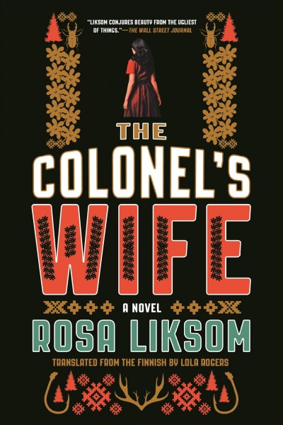 The colonel's wife : a novel